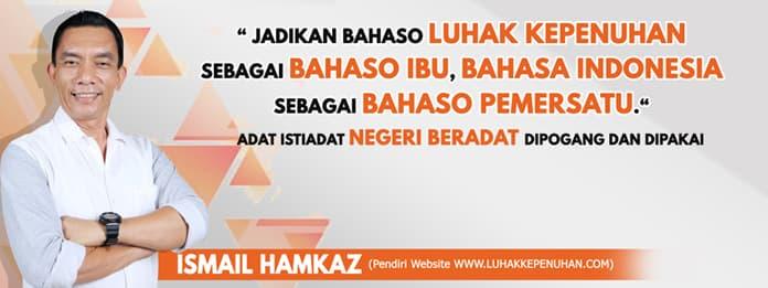Banner Ismail Hamkaz Bahaso Ibu