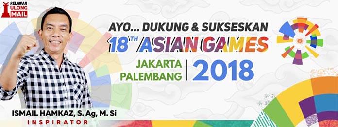 Banner Asian Games