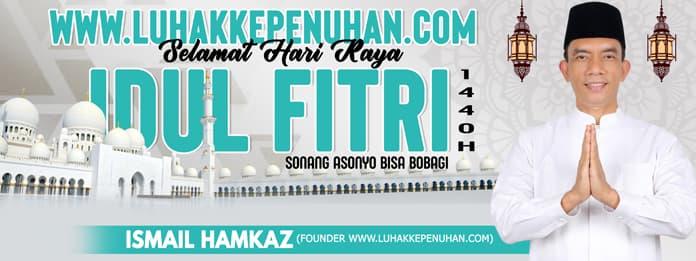 Banner Idul Fitri 1440 H