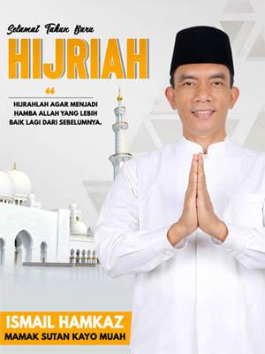 Banner Tahun Baru Hijriyah