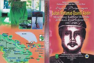 Banner Buku Sultan Dzainal Abidin