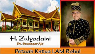 Banner Petuah Ketua Lam Rohul