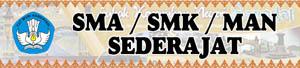 Banner SMA SMK dan MAN
