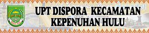 Banner UPT Dispora Kepenuhan Hulu