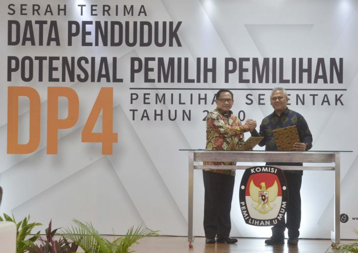 DP4) PILKADA 2020 Potensi Pemilih Pilkada Capai 105 Juta Jiwa