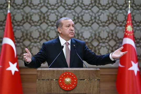 Erdogan Deklarasikan Dirinya Menangi Pemilu Turki