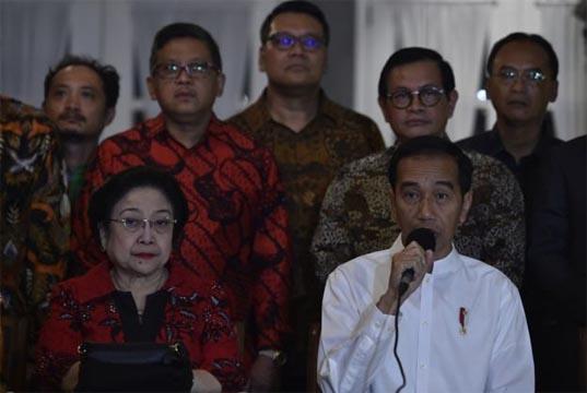 "Presiden Jokowi: ""Saya sudah jadi keluarga besar Sumut"""
