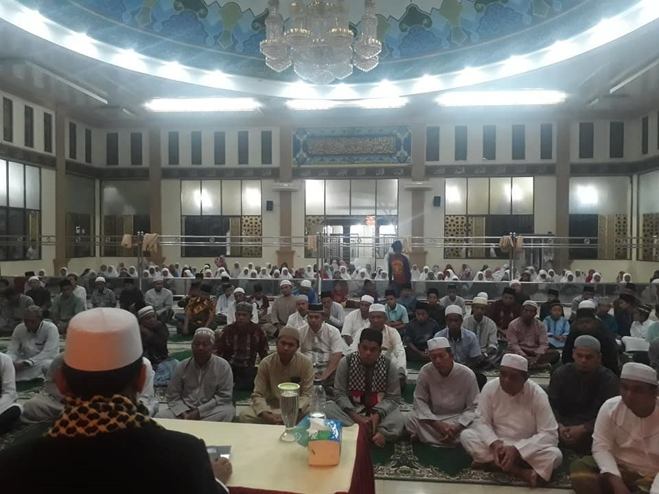 GSSB @Masjid Al-Madjid Ust.H.M.Sofwan Jauhari,Lc.,M.Ag 01Sept2019