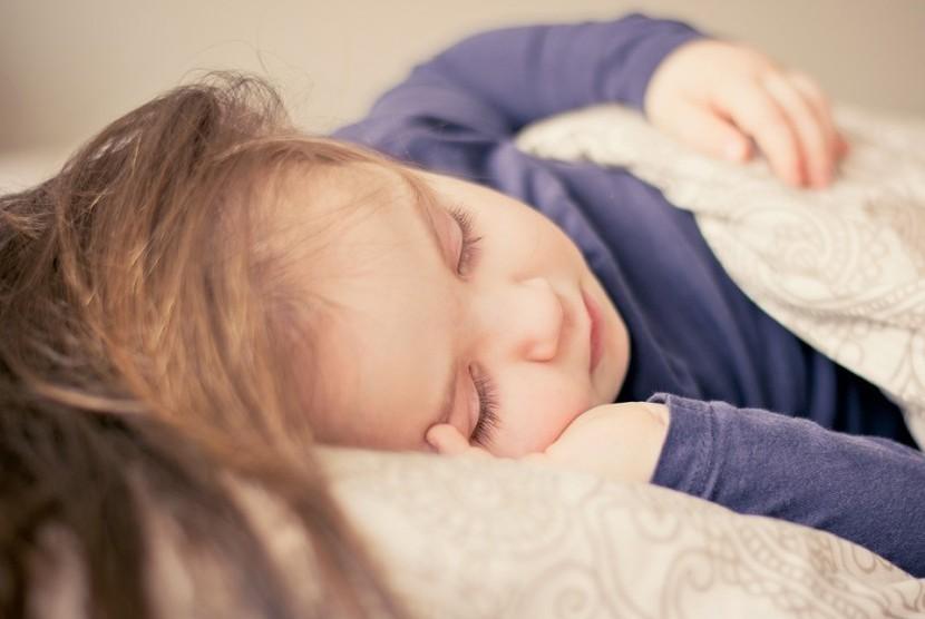 Empat Cara Dorong Anak Tidur Lebih Berkualitas
