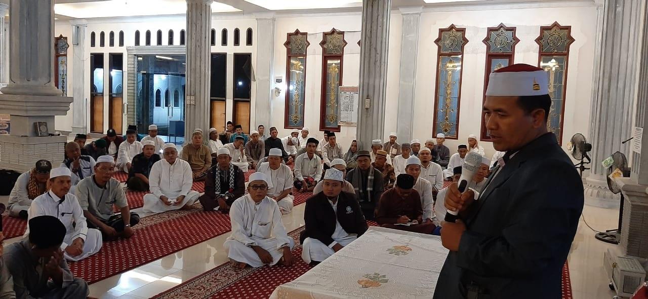 GSSB Kec. Kepenuhan Masjid As-Salam Kota Tengah Ust.H.Eddi Amran, Lc., M.A 09 Februari 2020