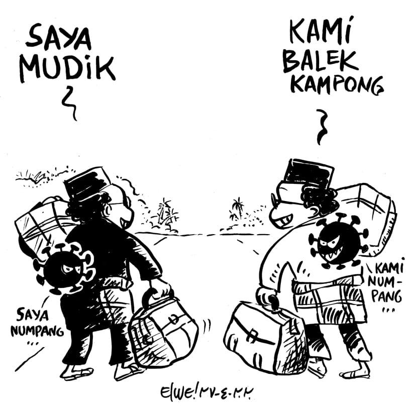 Negara Lain Bisa Atasi Virus, Salah Indonesia Apa?