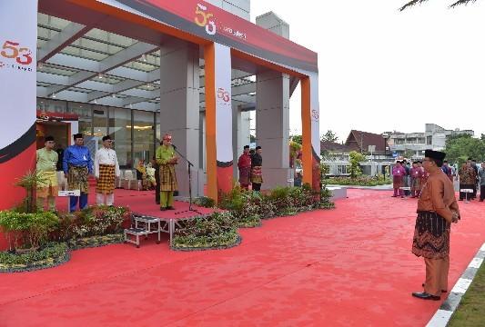 Bank Riau Kepri Gelar Peringatan Hari Jadi ke 53