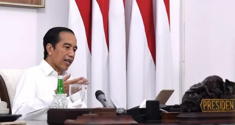 Jokowi Minta Mendagri-Kapolri Tegakkan Aturan Covid-19 di Pilkada 2020