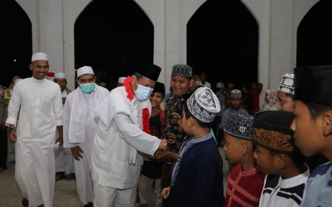 Pjs Bupati Rohul Apresiasi Program Rumah Tahfidz Kepenuhan