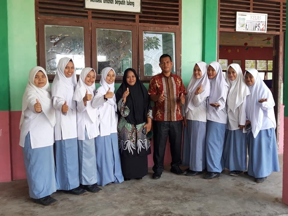 Selesai Apel Hari Guru ke 74 di MAS Kepenuhan