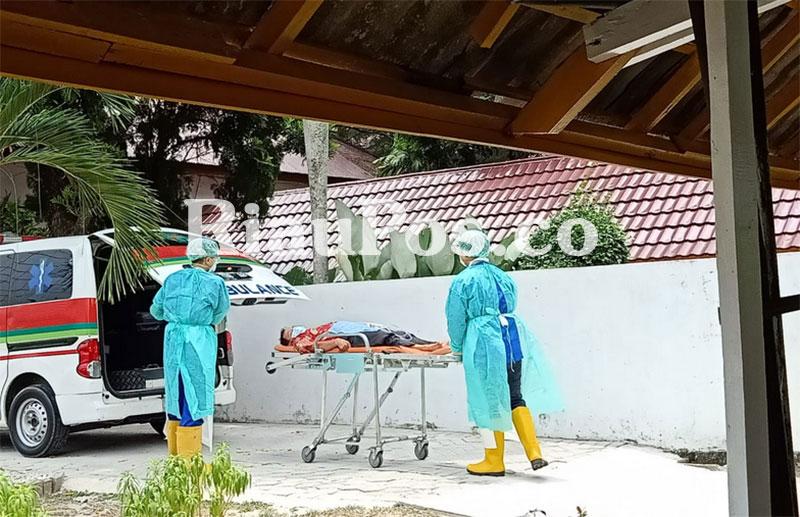 WABAH CORONA :  Sudah Tujuh Pasien Suspect Corona di Riau