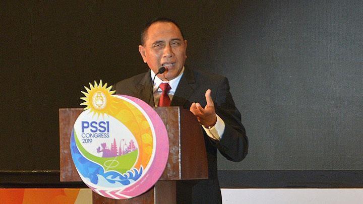 Mundurnya Edy dan Masalah PSSI