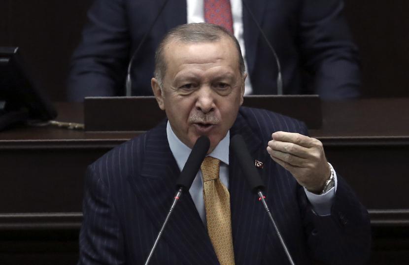 Parlemen Turki Izinkan Erdogan Bawa Pasukan ke Azerbaijan