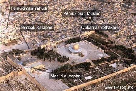 Ini Fakta Terbaru Mengenai Palestina dan Masjid Al-Aqsa