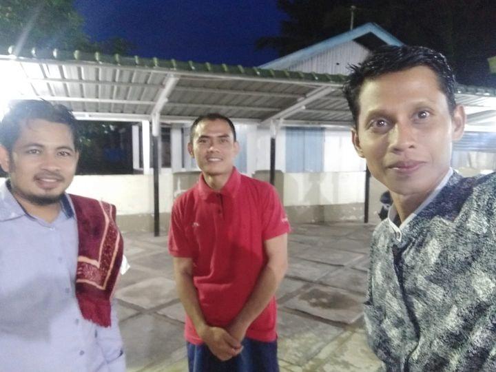 Konco sonik Fakhrul Rozi.