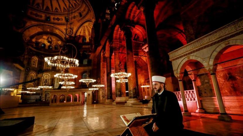 Bung Karno, Erdogan, Hagia Sophia, dan Nasionalis-Religius