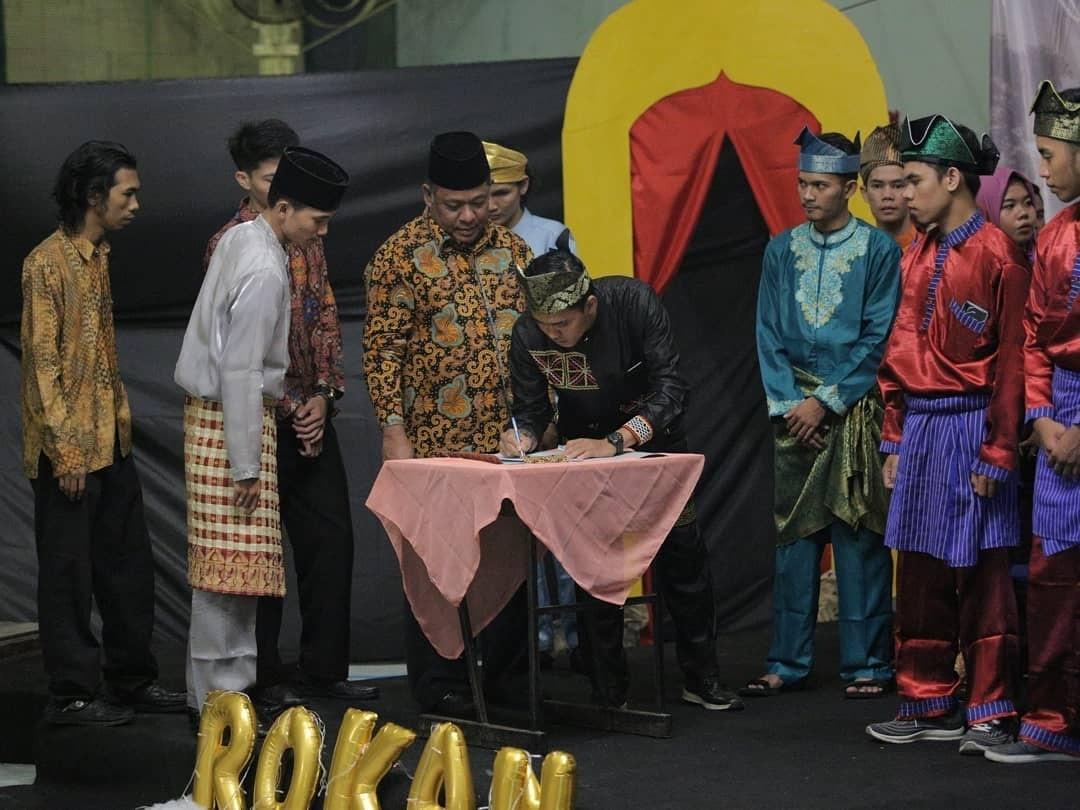 Selamat atas dilantiknya Ikatan Pelajar Riau Yogyakarta Komisariat Rokan Hilir,
