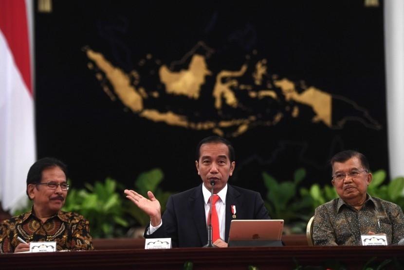 Jokowi Resmi Pilih Kalimantan Timur Sebagai Ibu Kota Baru