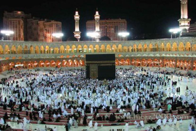 Jamaah Wafat 55 Orang, Jamaah Tiba di Tanah Suci 204 Ribu