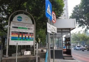ISPU Tunjukkan Kualitas Udara di Pekanbaru Kategori Sedang, Sekolah Belum Diliburkan
