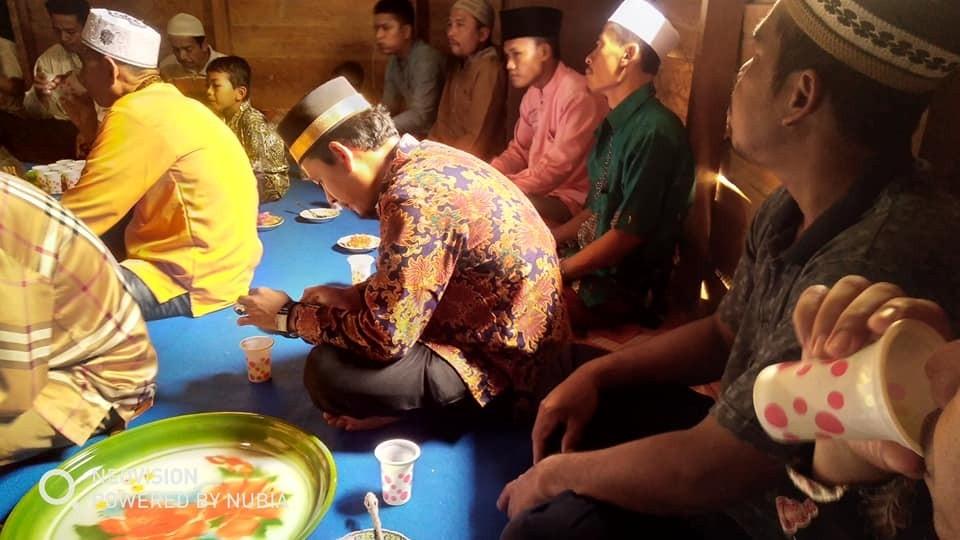 Jalan umah ko umah : Tradisi Di Babussalam