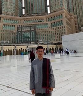 H. Jamel, Lc Tuan Imam Mahde