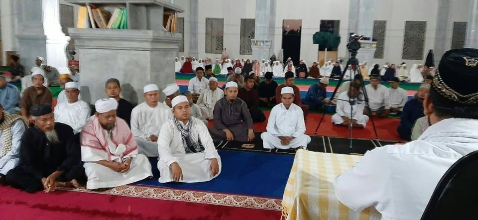 GSSB Kec. Kepenuhan @Masjid Al Ikhwan Ust.H.Erapindo Elfakih,Lc 23Februari2020
