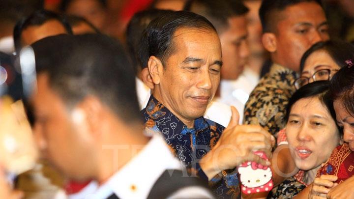 Jokowi Bakal Hadiri Perayaan Imlek Nasional Hari Ini