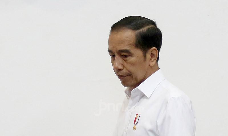 Ada yang Laporkan Jokowi ke Bareskrim, Ferdinand Bereaksi, Pakai Kata Bahaya