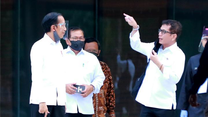 Berikut Pidato Lengkap Jokowi yang Menyebut Reshuffle Kabinet