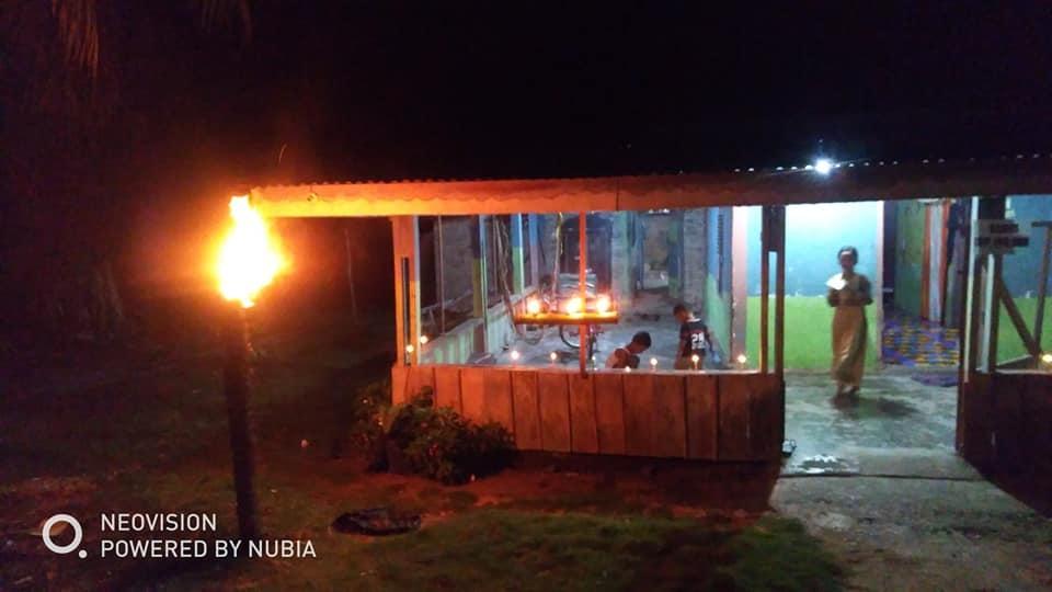 Malam ke 27 Ramadhan 1441.H  Tradisi baka tumpurong, baka obor, baka lilin, baka mocon.