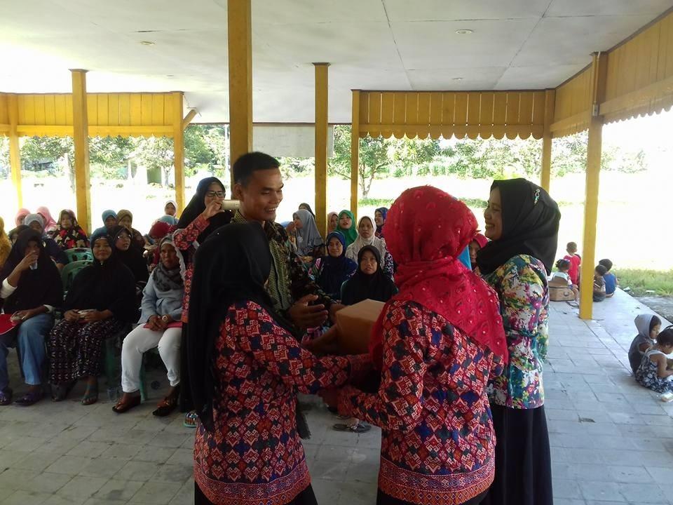 Rapat Anggota Tahunan Kopwan Makmur sejahtera di Desa Kepenuhan Makmur