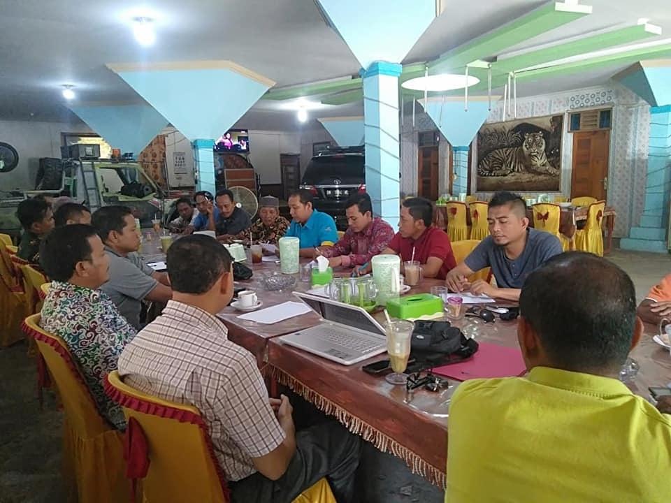 Edisi Pertemuan Pengurus & BP Koperasi PT.SJI 4 Desa