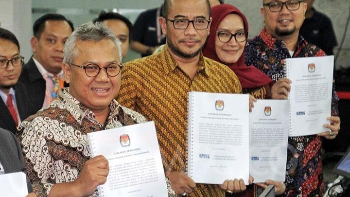KPU Akan Tetapkan Pemenang Pilpres 3 Hari Setelah Putusan MK