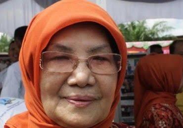 Tokoh Riau Wafat, Gubri Ajak Masyarakat Doakan Almarhumah Maimanah
