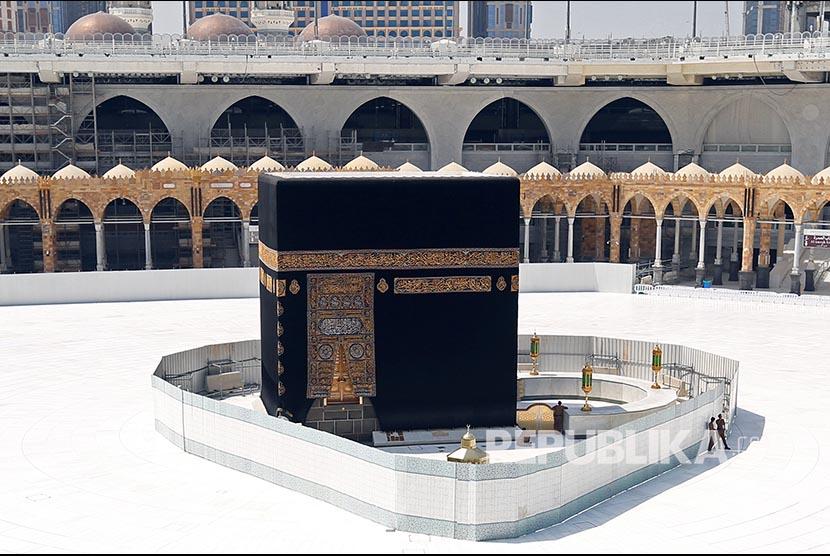 Corona Ancam Pelaksanaan Ibadah Haji