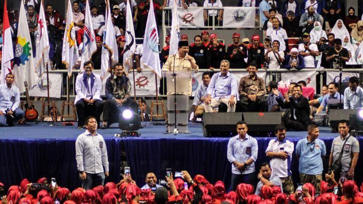 Prabowo: Anggaran Indonesia Bocor 25 Persen karena Mark up Proyek