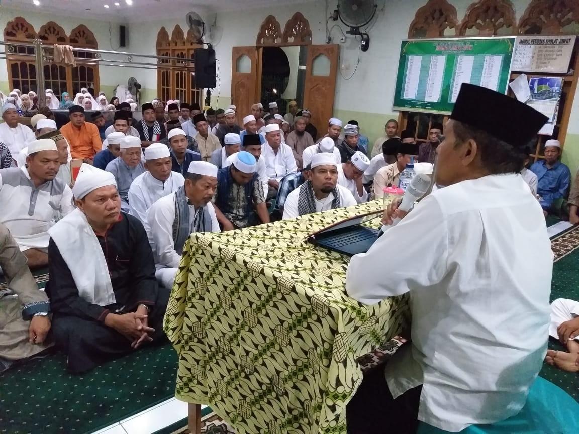 GSSB @Masjid Babul Jannah Ust. Prof.Dr.H.Alaiddin Koto,MA (06 Jan 2019)