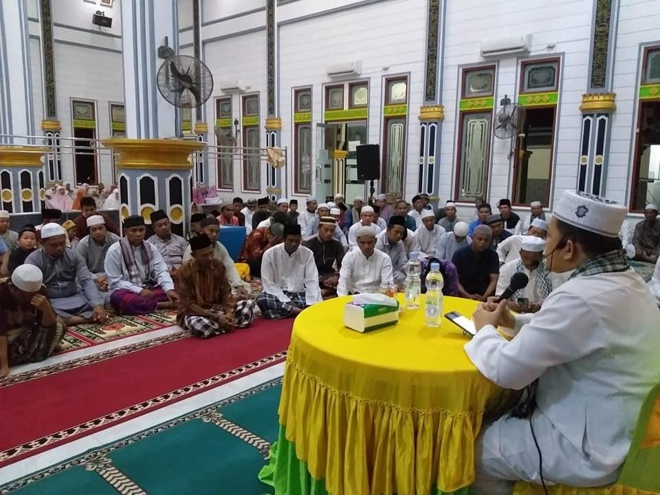 GSSB @Masjid Al Hidayah Ust.H.Sakinul Muttaqin (27 Jan 2019)