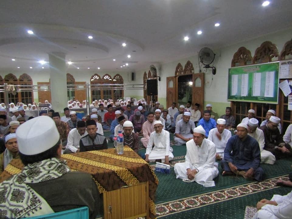 GSSB Masjid Babul Jannah Ust.Zulhendri Rais, Lc. Ma. (14Apr2019)