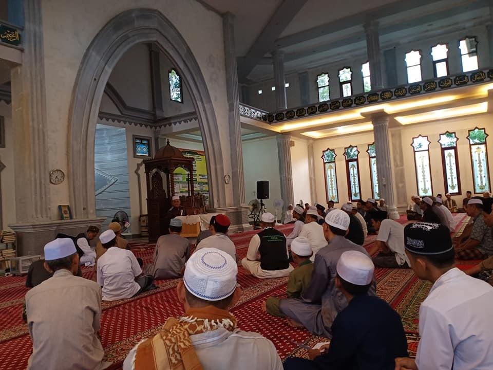 GSSB KEC KEPENUHAN. AHAD 5 Syawal 1440 H. Bersam Ustadz Yurnalis. S.ag.