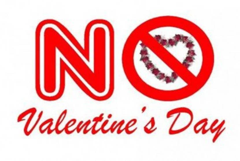 Ramai-Ramai Melarang Perayaan Valentine Day