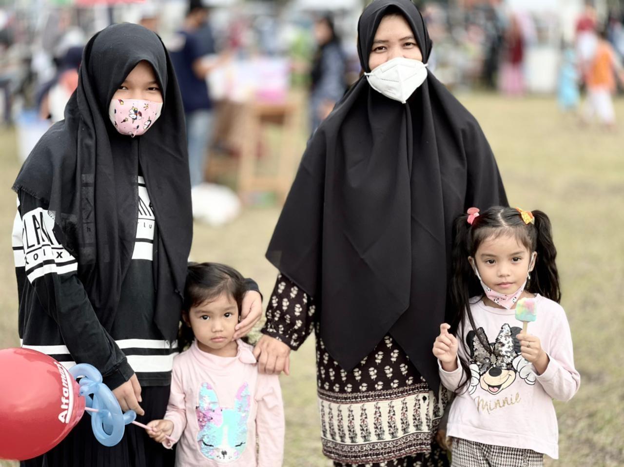 Pasar Ramadhan Kota Tengah Tahun 2021...