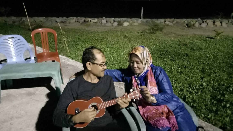 """Syaiful Ampu  : Dalam Film \""""Gitar tua\"""""""
