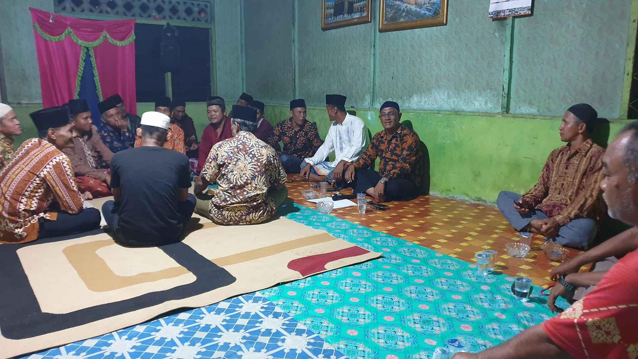 Musyawarah Monamak Kubua.....